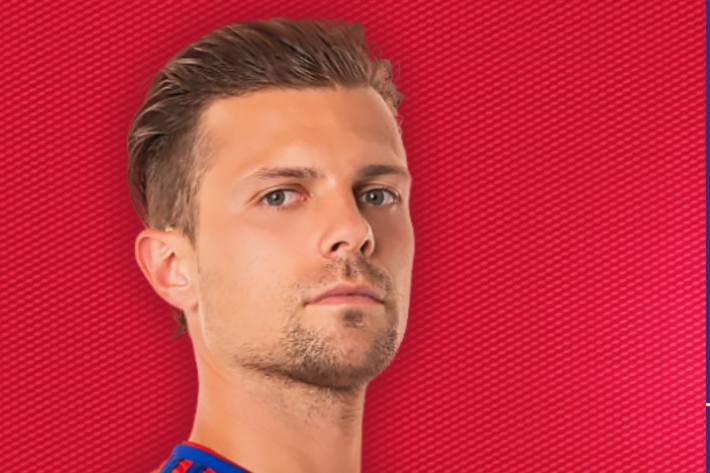 Valentin Stocker hat seinen Vertrag beim FC Basel heute verlängert.