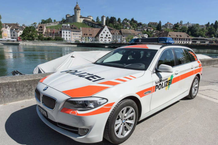 Kontrollen im Kanton Schaffhausen