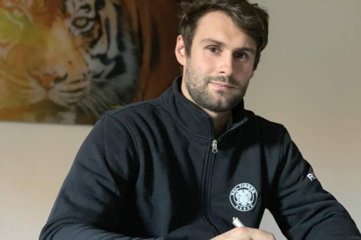 Ivars Punnenovs verlängert seinen Vertrag mit den SCL Tigers vorzeitig um eine weitere Saison bis April 2022