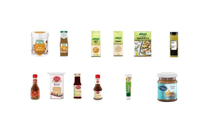 Mehre Produkte mit Ethylenoxid belastet