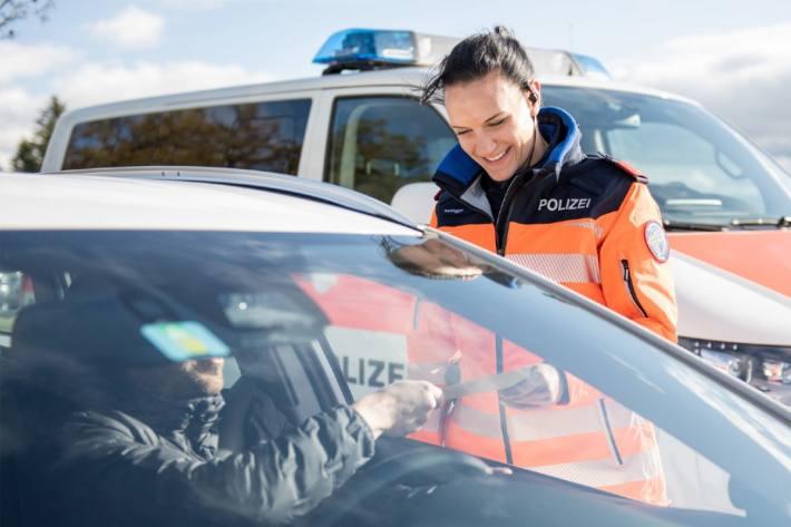 Im Kanton Zürich fanden diverse Kontrollen übers Wochenende statt. (Symbolbild)
