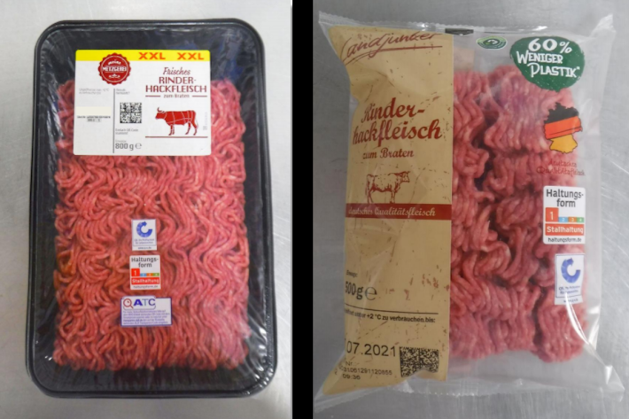 WestfalenLand ruft Rinderhackfleisch via Aldi-Nord und Lidl zurück