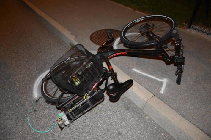 Fahrradfahrer schwer verletzt in Granges-Paccot