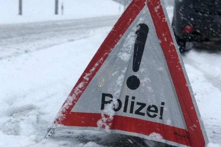 St. Gallen – Diverse Unfälle und Verkehrsbehinderungen heute Morgen
