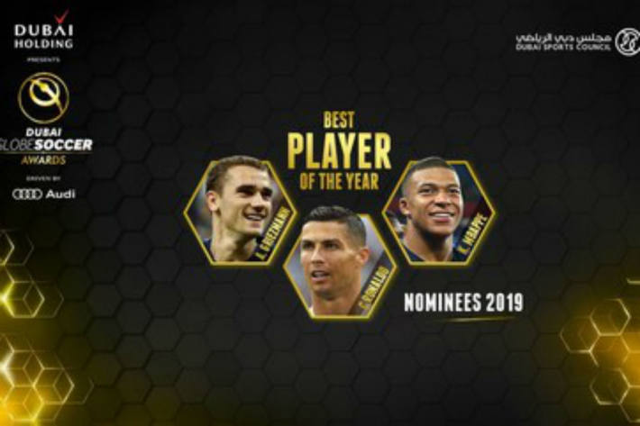 Globe Soccer Awards in Dubai