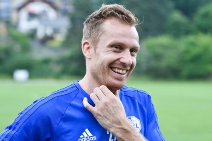 Christian Schwegler hält dem FCL die Treue.