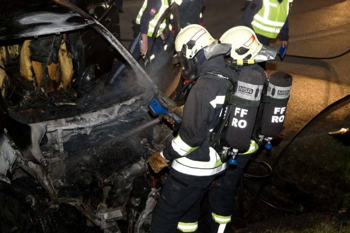 Die Aufgabe der Feuerwehr Oepping bestand in der Unterstützung der einsatzleitenden Feuerwehr und im Lotsendienst