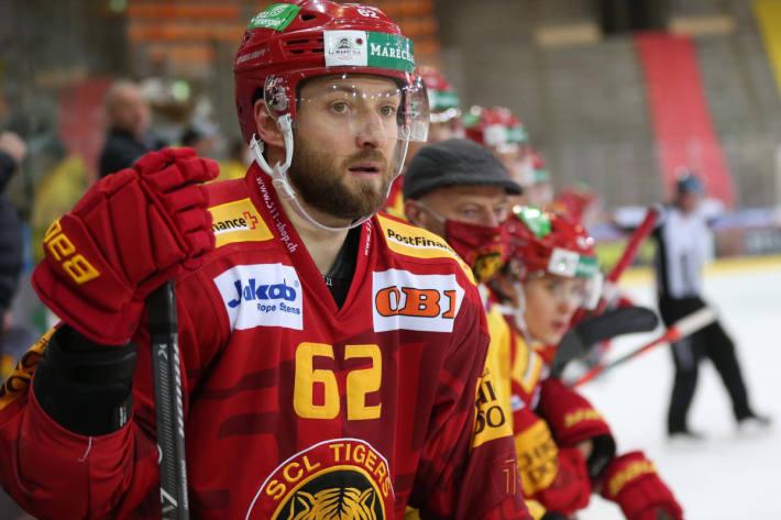 Alexei Dostoinov verlässt die Tigers