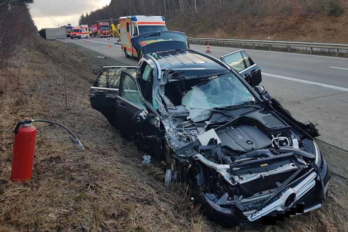 Verkehrsunfallbilanz 2020 der Polizeiautobahnstation Kaiserslautern