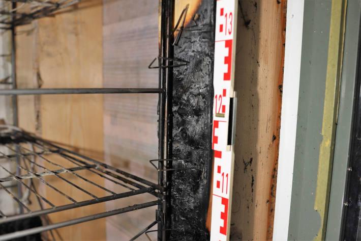 Brand in Mehrfamilienhaus in Mollis