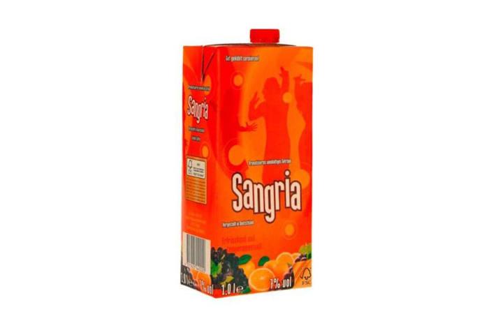 Hauser Weinimport ruft Sangria via EDEKA und Marktkauf zurück