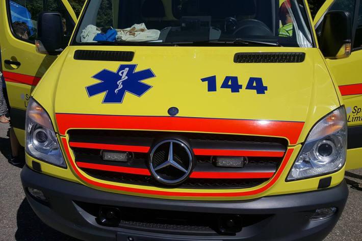 Eine Velofahrerin wurde heute bei einem Unfall in Bern verletzt.