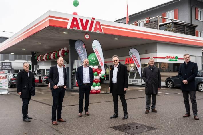 Verstärkte Zusammenarbeit zwischen AVIA und SPAR