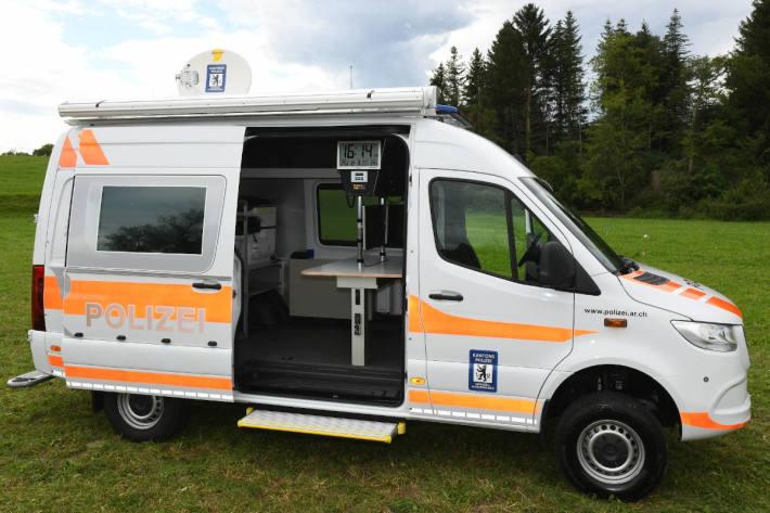 Einbrecher sind gestern in Waldstatt AR in einen Produktionsbetrieb eingebrochen.
