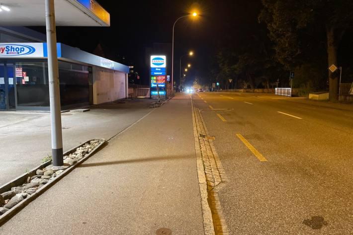 In St. Gallen verletzte sich gestern ein E-Trottinettfahrer bei einem Sturz.