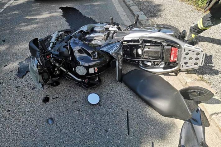 Das Kind erlitt Verletzungen unbestimmten Grades und wurde  mit dem Notarzthubschrauber in das Sozialmedizinische Zentrum Ost nach Wien geflogen
