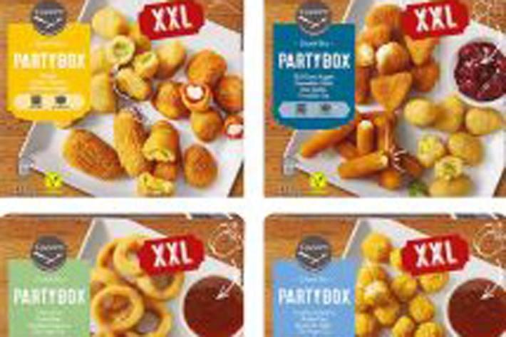 Primana Party Snack Box
