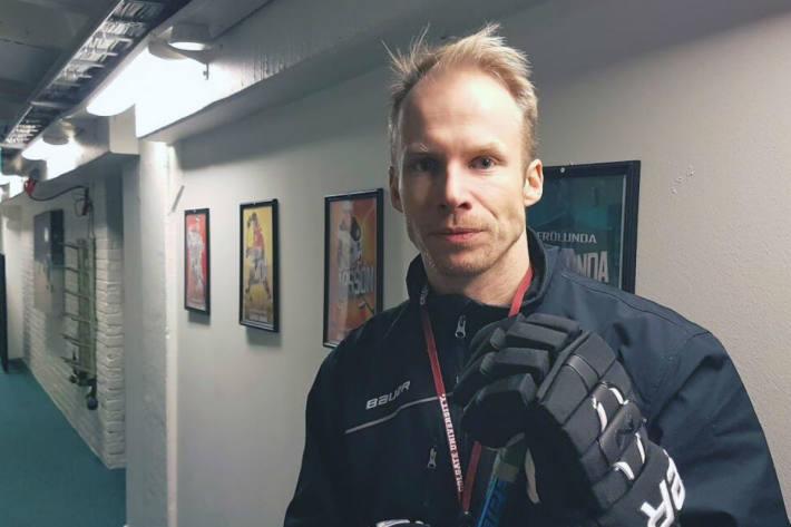 Johan Lundskog wird Assistenztrainer beim HCD.