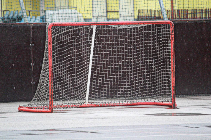 Symbolbild – Hockey-Tor