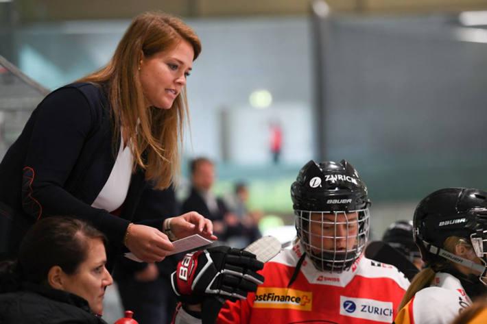 Ex-Torhüterin Schelling übernimmt die U18.