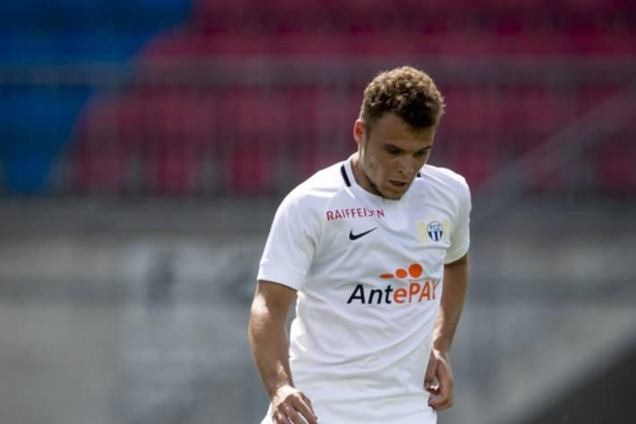 Vasilije Janjicic vom FC Zürich wird aktuell wegen Krebs behandelt.