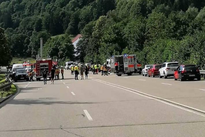 Tödlicher Verkehrsunfall in Breitnau