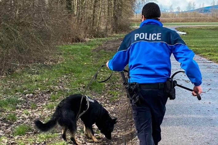 Eine seit 2 Tagen als vermisst gemeldete Genferin von der Polizei gerettet
