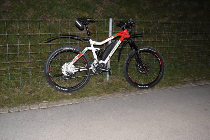 Mit E-Bike gestürzt in Herisau