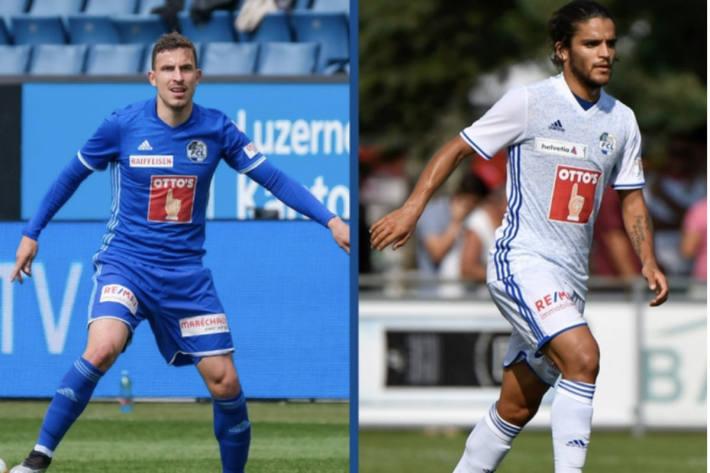 Beide Spieler verlassen Luzern.