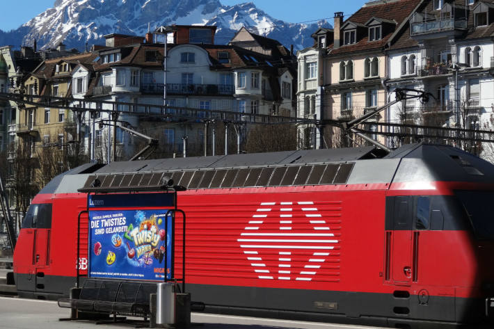 Das nächste Jahrestreffen des World Economic Forum findet in reduzierter Form im Raum Luzern-Bürgenstock statt (Symbolbild)