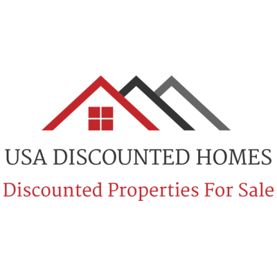 USA Discounted Homes Logo