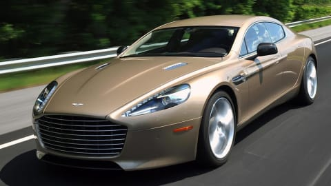 V12 [595] AMR 4dr Touchtronic III  Auto [2019]