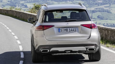 GLE 450 4Matic AMG Line 5dr 9G-Tronic [7 Seats] [2022]