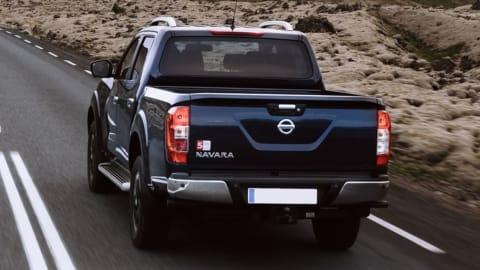 Double Cab Pick Up Tekna 2.3dCi 190 TT 4WD [2019]