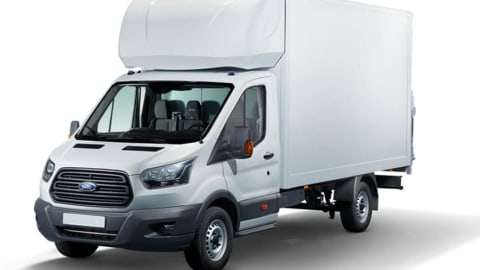 350 L4 RWD 2.0 EcoBlue 170ps HD Emissions Luton Van Auto [2021.75]