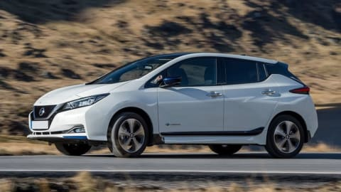 110kW N-Connecta 40kWh 5dr Auto [2021]