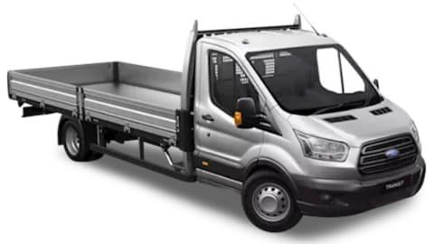 350 L4 RWD 2.0 EcoBlue 170ps HD Emissions Dropside Auto [2021.75]