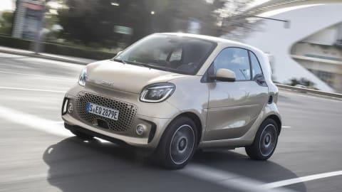 60kW EQ Edition Bluedawn 17kWh 2dr Auto [22kWCh] [2021]