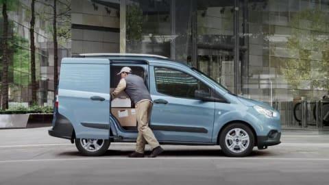 1.0 EcoBoost Limited Van [6 Speed] [2022]