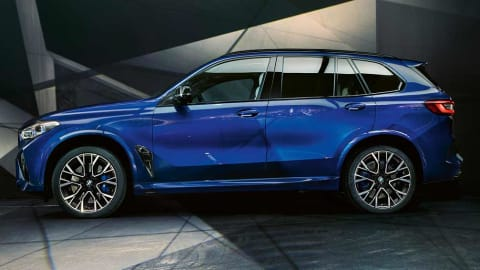 xDrive X5 M Competition First Ed 5dr Step Auto [2021]