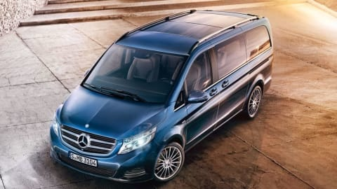 V300 d 237 Marco Polo AMG Line 4dr 9GT [Long] [2022]