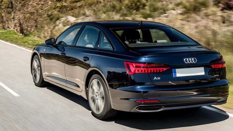 40 TFSI S Line 4dr S Tronic [C+S Pack] [2022]