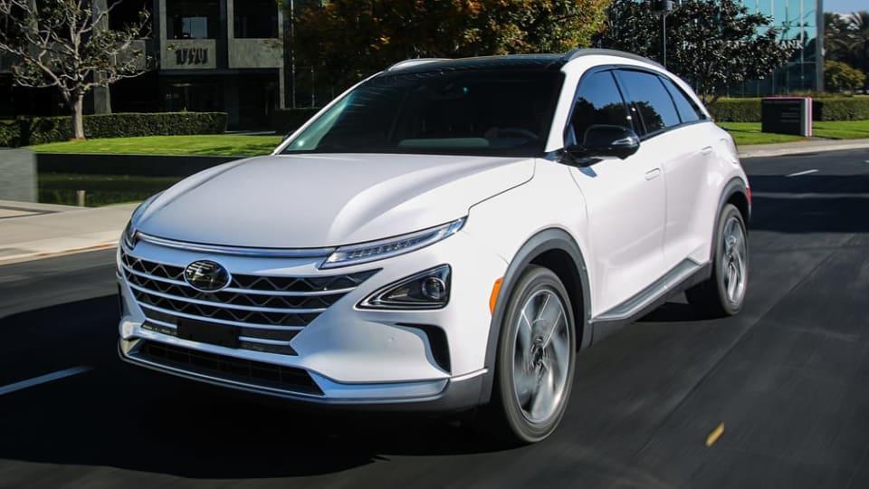 Hydrogen fuel cell Premium SE 5dr CVT [2019]
