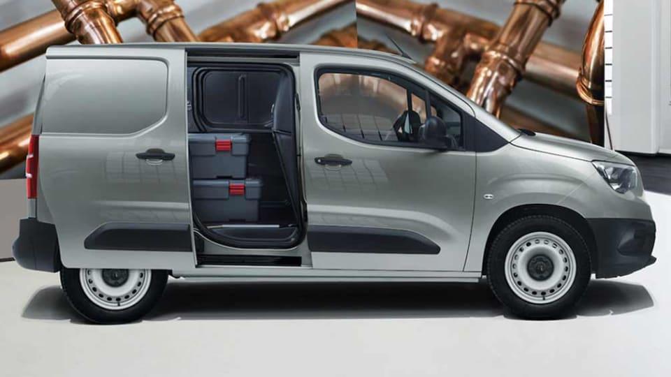L2 2300 1.5 Turbo D 130ps H1 Edition Van 4WD [2021.75]