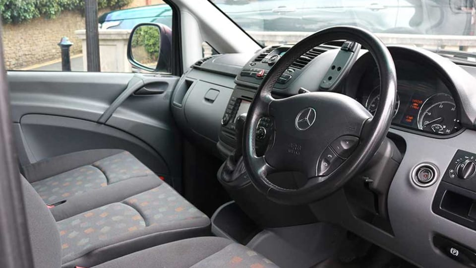 L2 RWD 119CDI Premium Van 9G-Tronic [2021.5]