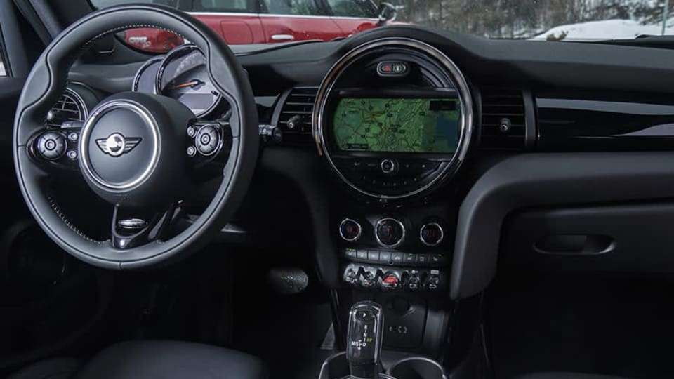 1.5 Cooper Exclusive 3dr Auto [2022]