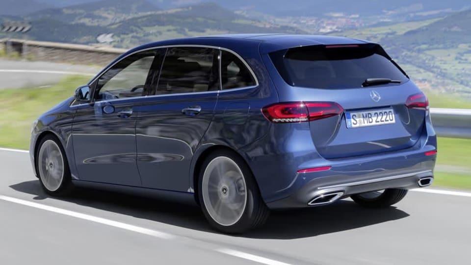 B180 Sport 5dr Auto [2022]