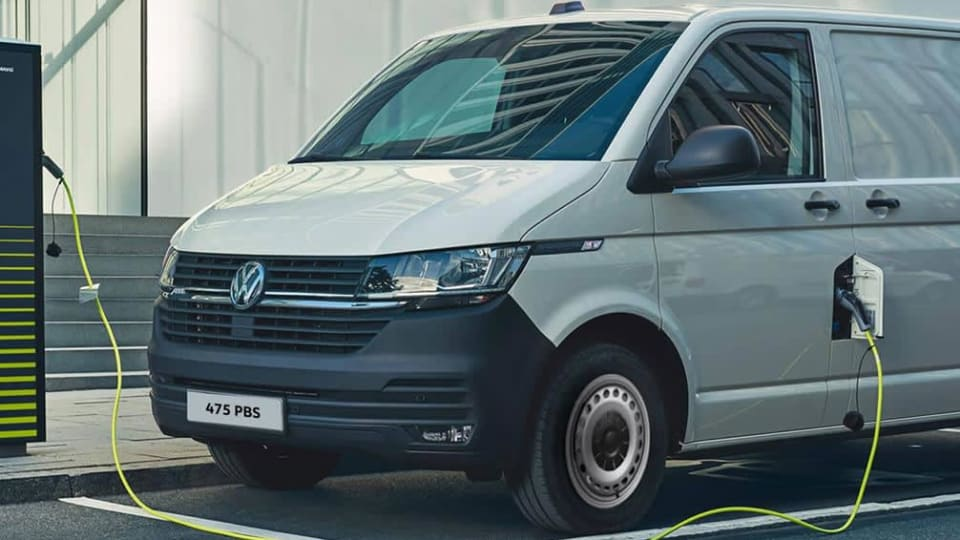 ABT e LWB 83kW 37.3kWh Kombi Van Auto [2022]