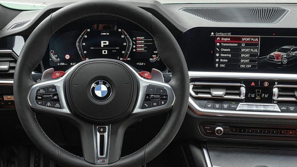 M3 Competition 4dr Step Auto [M Pro Pack] [2022]
