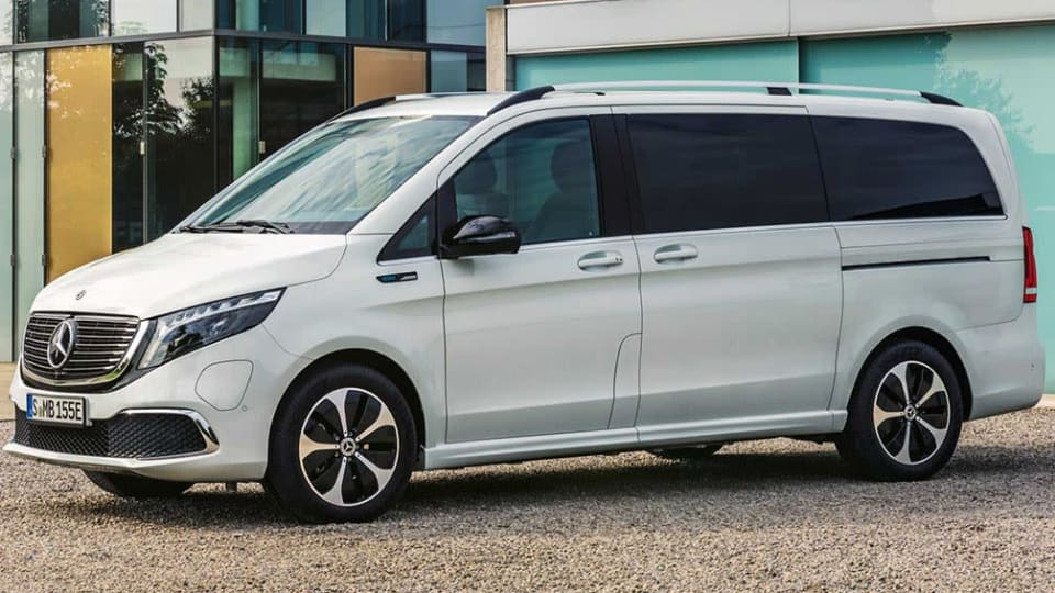 EQV 300 150 kW Sport Premium 90 kWh 5dr Auto [2022]